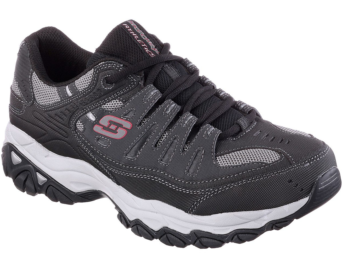 Skechers AFTER BURN M.FIT 50125-CCBK