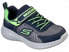 Skechers KIDS Elite Flex - Spectropulse 97894L-NVCC